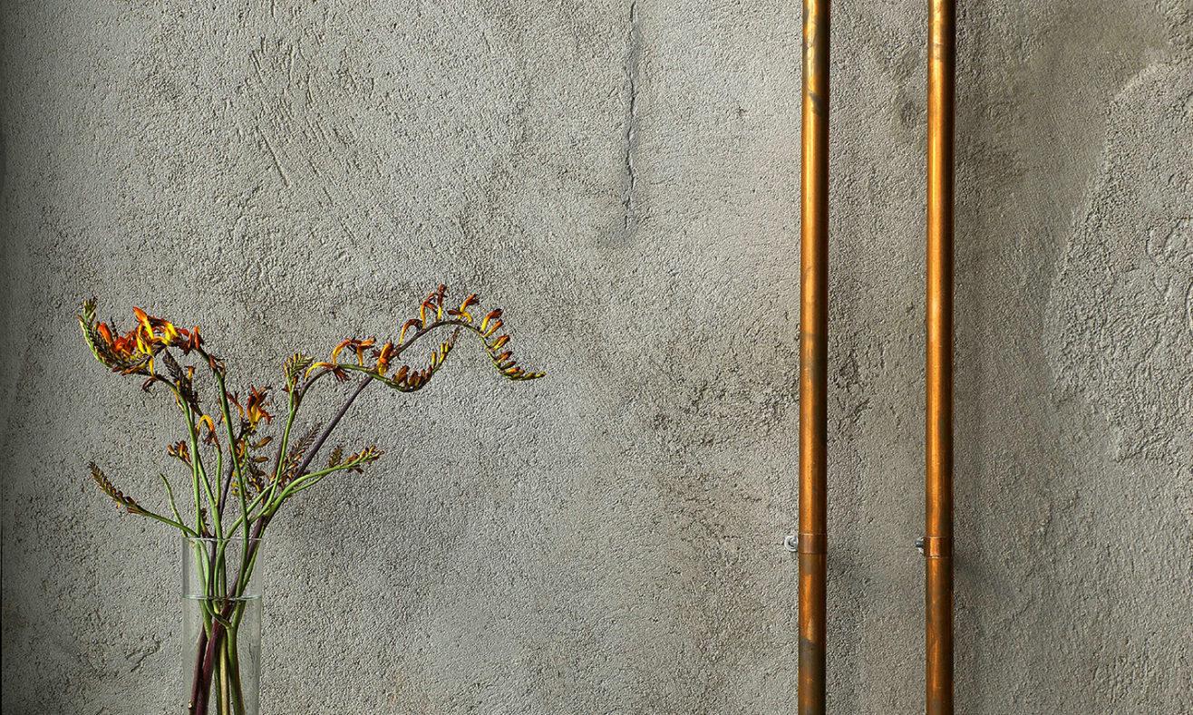 золотой бетон